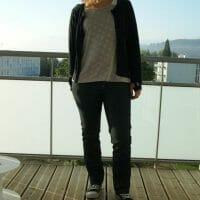 Mon premier jean stretch
