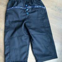 Un pantalon renforcé pour Pti Piou