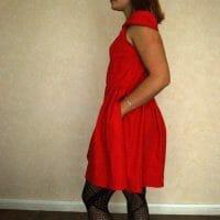 Comment modifier votre robe plissée en robe froncée ?
